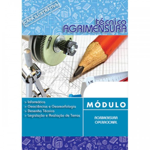 Técnico Agrimensura - Agrimensura Operacional