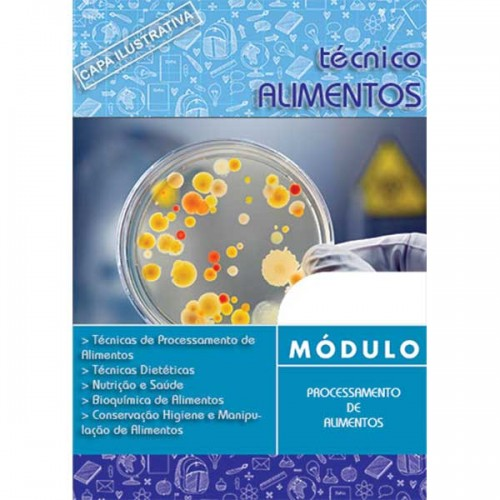 Técnico Alimentos - Processamento de Alimentos