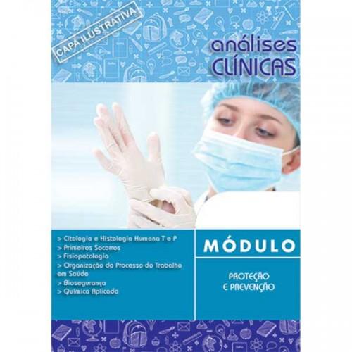 Técnico Análises Clínicas - Prevenção e Proteção