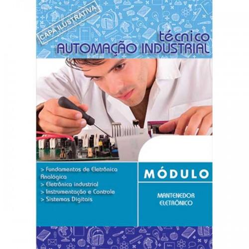 Técnico em Automação Industrial - Mantenedor Eletrônico