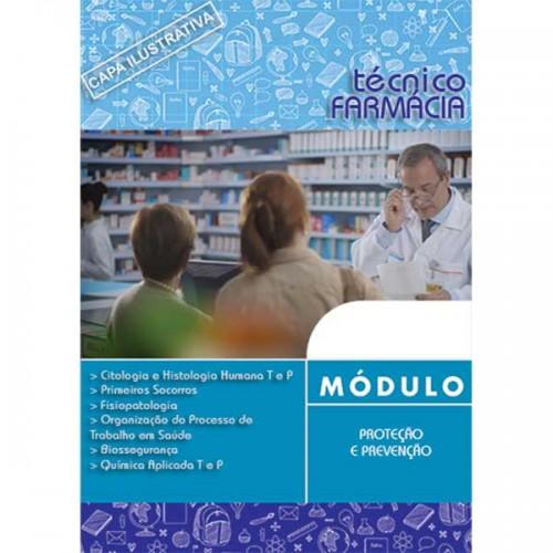 Técnico em Farmácia - Proteção e Prevenção