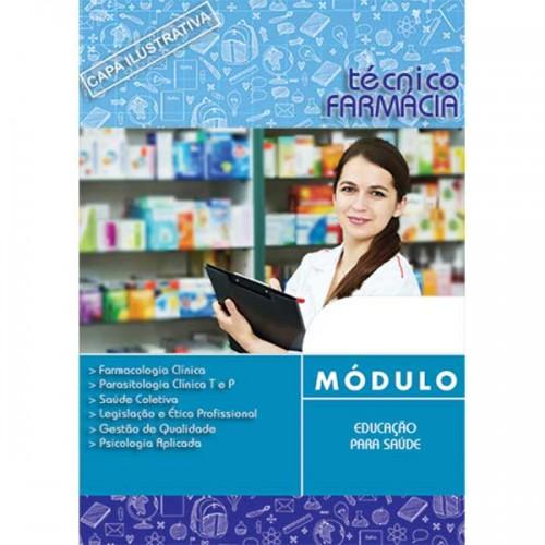 Técnico em Farmácia - Educação Para Saúde