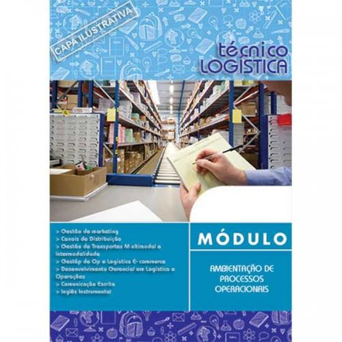 Técnico em Logística - Ambientação de Processos Operacionais