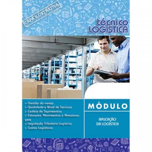 Técnico em Logística - Aplicação da Logística