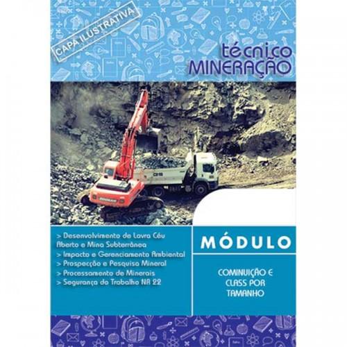 Técnico em Mineração - Cominuição e Classificação por Tamanho