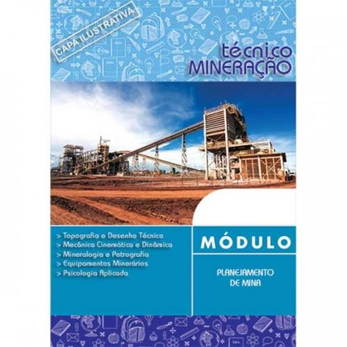 Técnico em Mineração - Planejamento de Mina