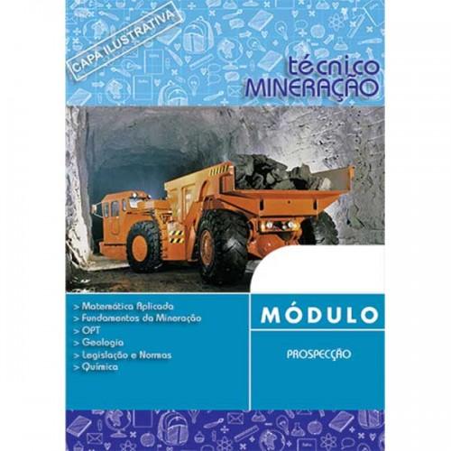 Técnico em Mineração - Prospecção