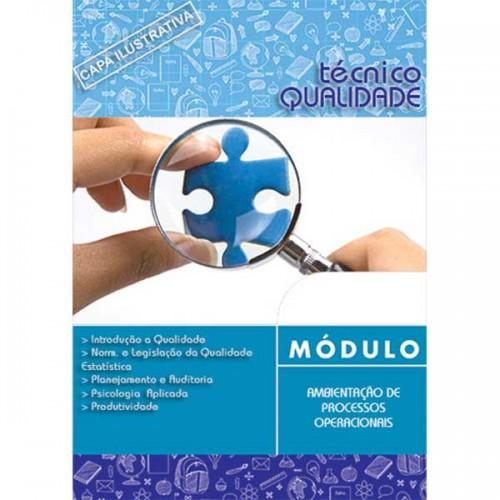 Técnico em Qualidade - Ambientação de Processos Operacionais