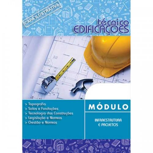 Técnico em Edificações - Infraestrutura e Projetos