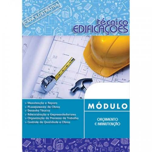 Técnico em Edificações - Orçamento e Manutenção