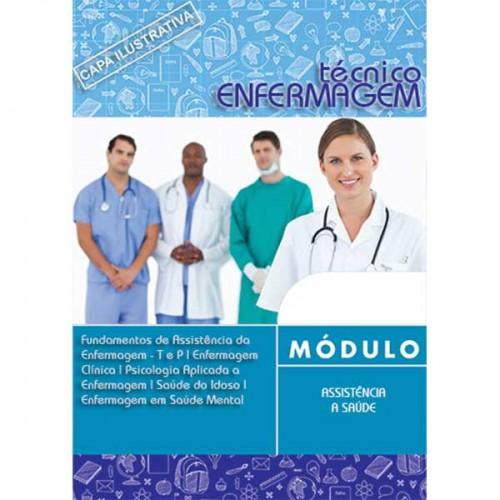 Técnico em Enfermagem - Assistência à Saúde