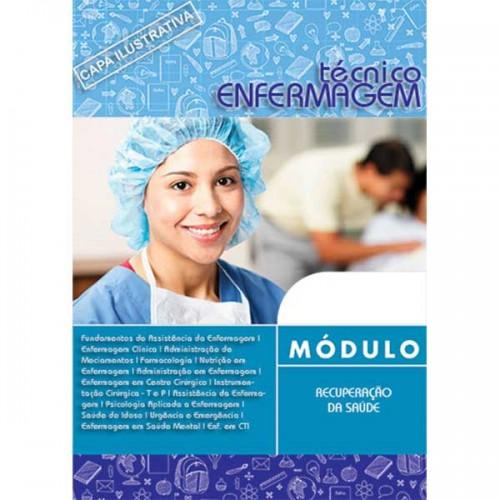 Técnico em Enfermagem - Recuperação da Saúde