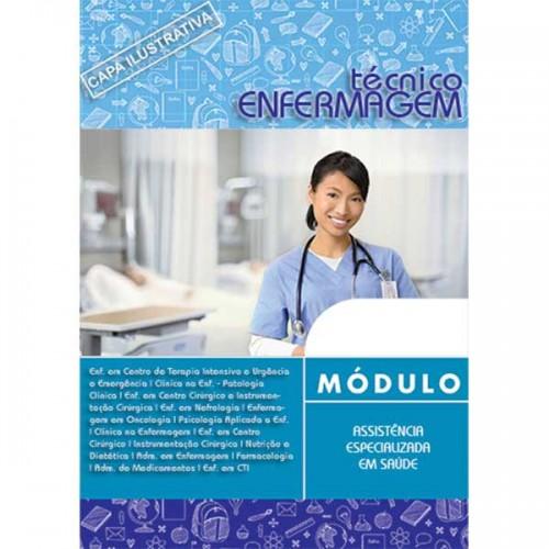 Técnico em Enfermagem - Assistência Especializada em Saúde
